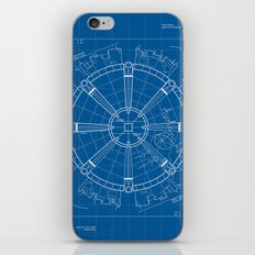 Project Midgar iPhone & iPod Skin