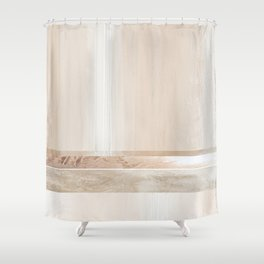 Fragments 6 Shower Curtain