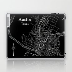 Vintage Austin Negative Laptop & iPad Skin