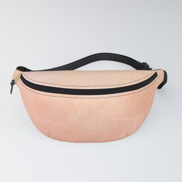 Sherbet Ombre Fanny Pack