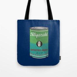 Spirited Away - Miyazaki - Special Soup Series  Tote Bag