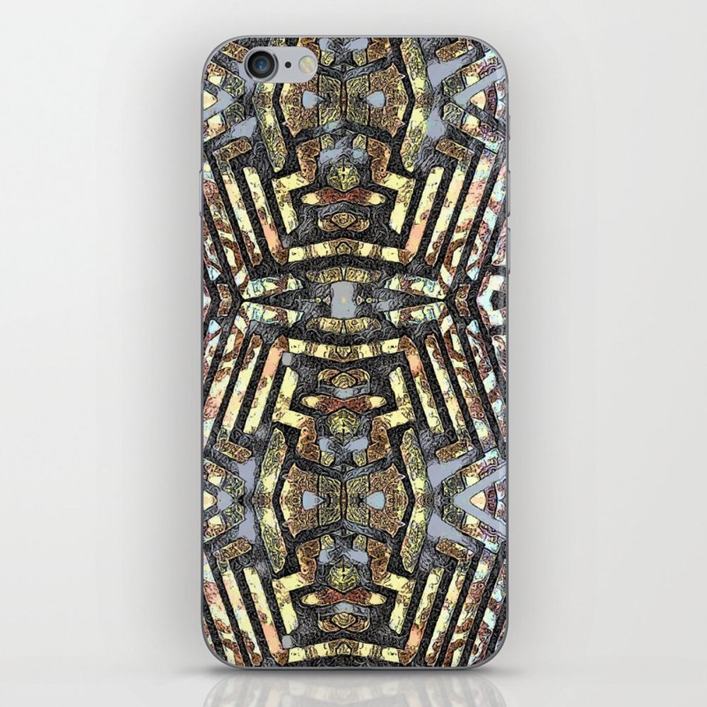 Foreign Observer Iphone & Ipod Skin by Duallist_2st PSK7831173
