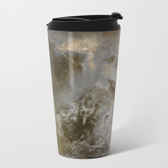 γ Asellus Borealis Metal Travel Mug