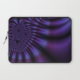 Paint The Town Purple Laptop Sleeve