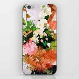 Floral Gift || iPhone Skin