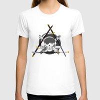 one piece T-shirts featuring Zoro's Katanas - One Piece by josemaHdeH