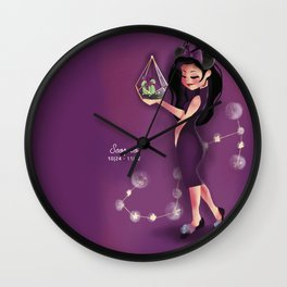 milkyway Mousegirl - Scorpio Wall Clock