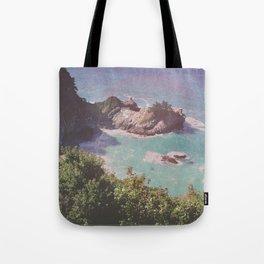 Big Sur Haze Tote Bag