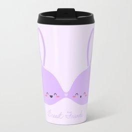 Breast Friends / Breasties / BFF Travel Mug