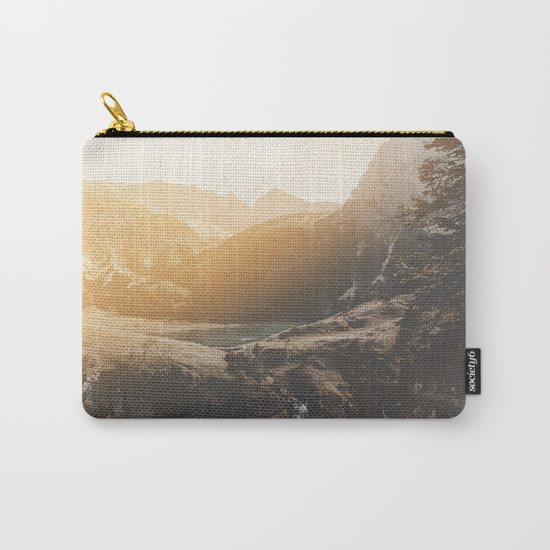 Is this real landscape photography Carry-All Pouch