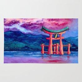 Tōri-iru Rug