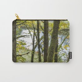 Canal Through the Trees Carry-All Pouch