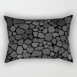 Stone wall 1 Rectangular Pillow