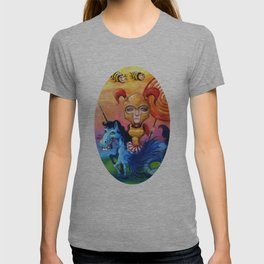The Candy Warrior T-shirt