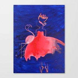 Topsy Turvy 2 Canvas Print