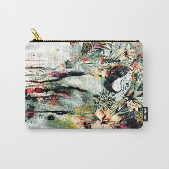 Interpretation of a dream - Parrot Carry-All Pouch