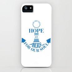 Anchor Slim Case iPhone (5, 5s)