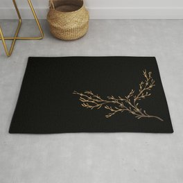 Knotted Wrack Rug