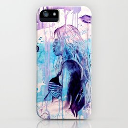 ROCK - with WARNER DRIVE iPhone Case