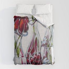 Diane L - Tryptique Comforters