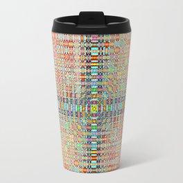 944 + sinc(i^2 × n + j^2 × k) × 633331 Travel Mug