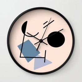 Retro Mobile, 3/3 Wall Clock