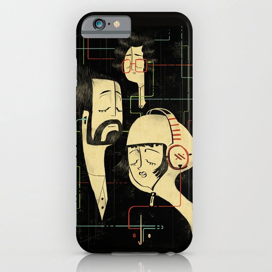 乐 Music v.2 / Vintage / Musicians iPhone & iPod Case