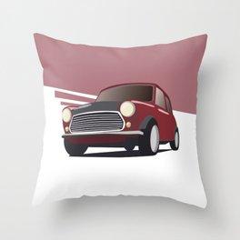 Mighty Mini Throw Pillow