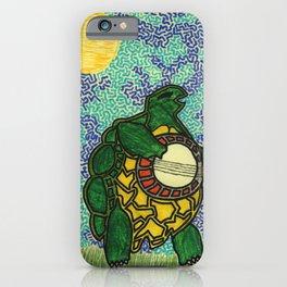 Terrapin Turtles iPhone Case