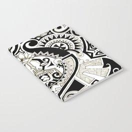 Maori tribal design Notebook
