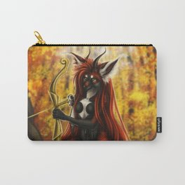 Goddess of Hunting Carry-All Pouch