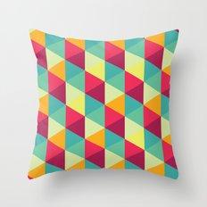 Fruit Punch Throw Pillow