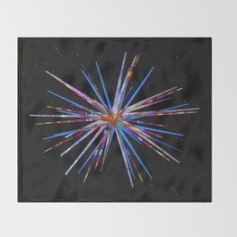 stars I Throw Blanket