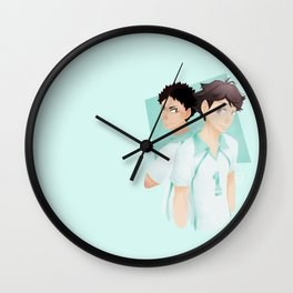 1 - 4 Wall Clock