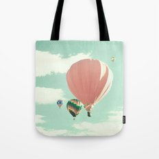 Flight of the Redneck Cowboy Tote Bag