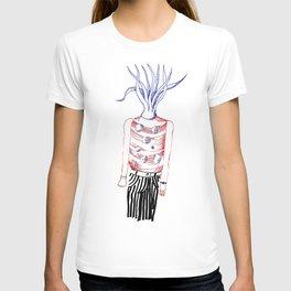 Tentacles head T-shirt