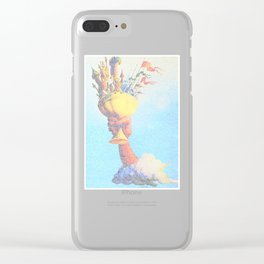 Monty Python & The Holy Grail. The Script Print! Clear iPhone Case