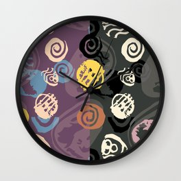 Riverstone Play. Wall Clock