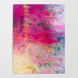 Untitled Abstract Mix Poster