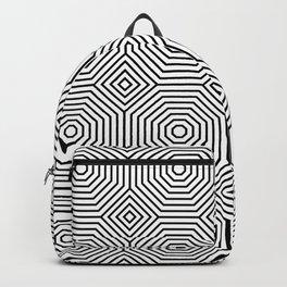 Op Art 3 Backpack