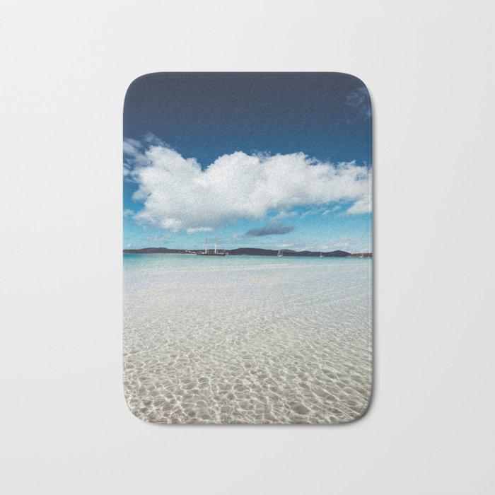 whitsunday island Bath Mat
