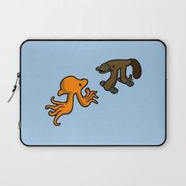 Octopi VS Platypi Laptop Sleeve
