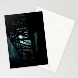 Moon Lit Bridge Stationery Cards