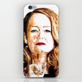 Zelda Spellman iPhone Skin