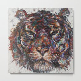 Sumatra Metal Print