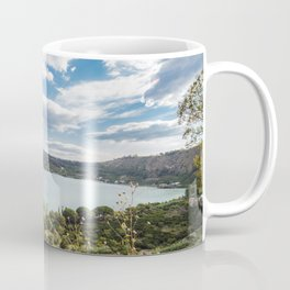 Averno lake,Capania,Italy Coffee Mug
