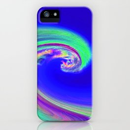 """Angry Ocean"" Photograph iPhone Case"