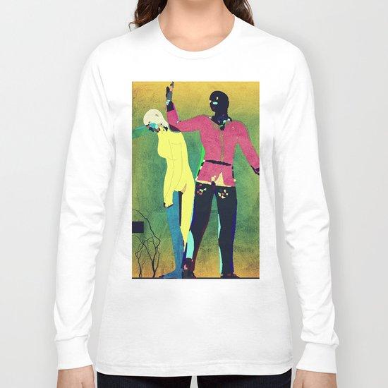 Banishment From Eden Long Sleeve T-shirt