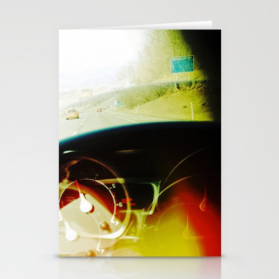 'DRIVE' Stationery Cards