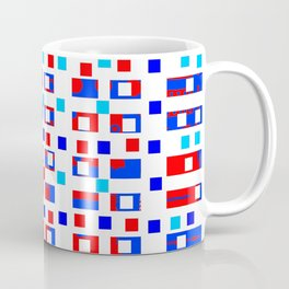 Color square 13 Coffee Mug